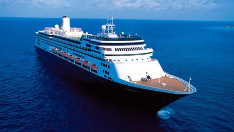 Cruiseships Holland America Line