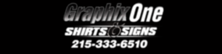Graphix One Shirts and Signs Philadelphia, PA