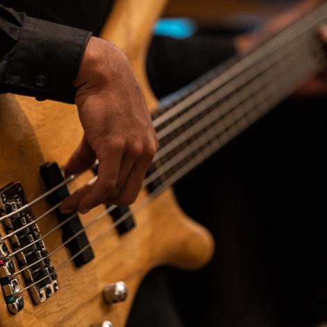 Alim on Bass