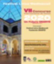 Cartel VII Concurso Un Futuro DEARTE.png