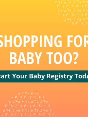 I designed this internal ad as a registry promo on the Best of Pregnancy awards landing page.