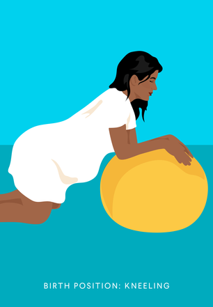 Positions for Labor and Birth. The series of 13 are included on The Bump app, web, email and social. I sourced the illustrator, Louisa Cannell and provided brand direction. I guided and art directed throughout the duration of the project. Currently ranking first in google search for the related keywords.