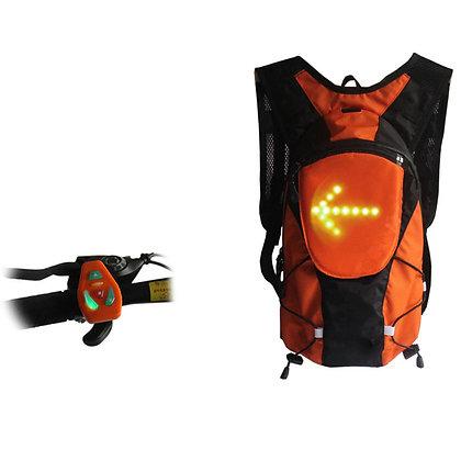 Рюкзак со световой индикацией, 5 литров
