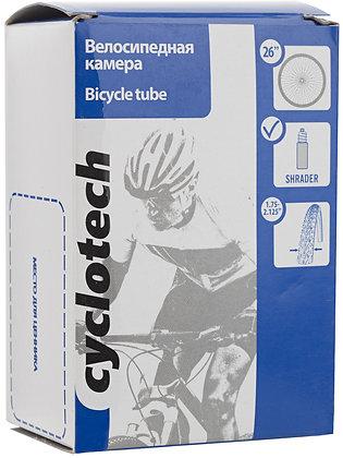 """Камера велосипедная 26"""" Cyclotech"""