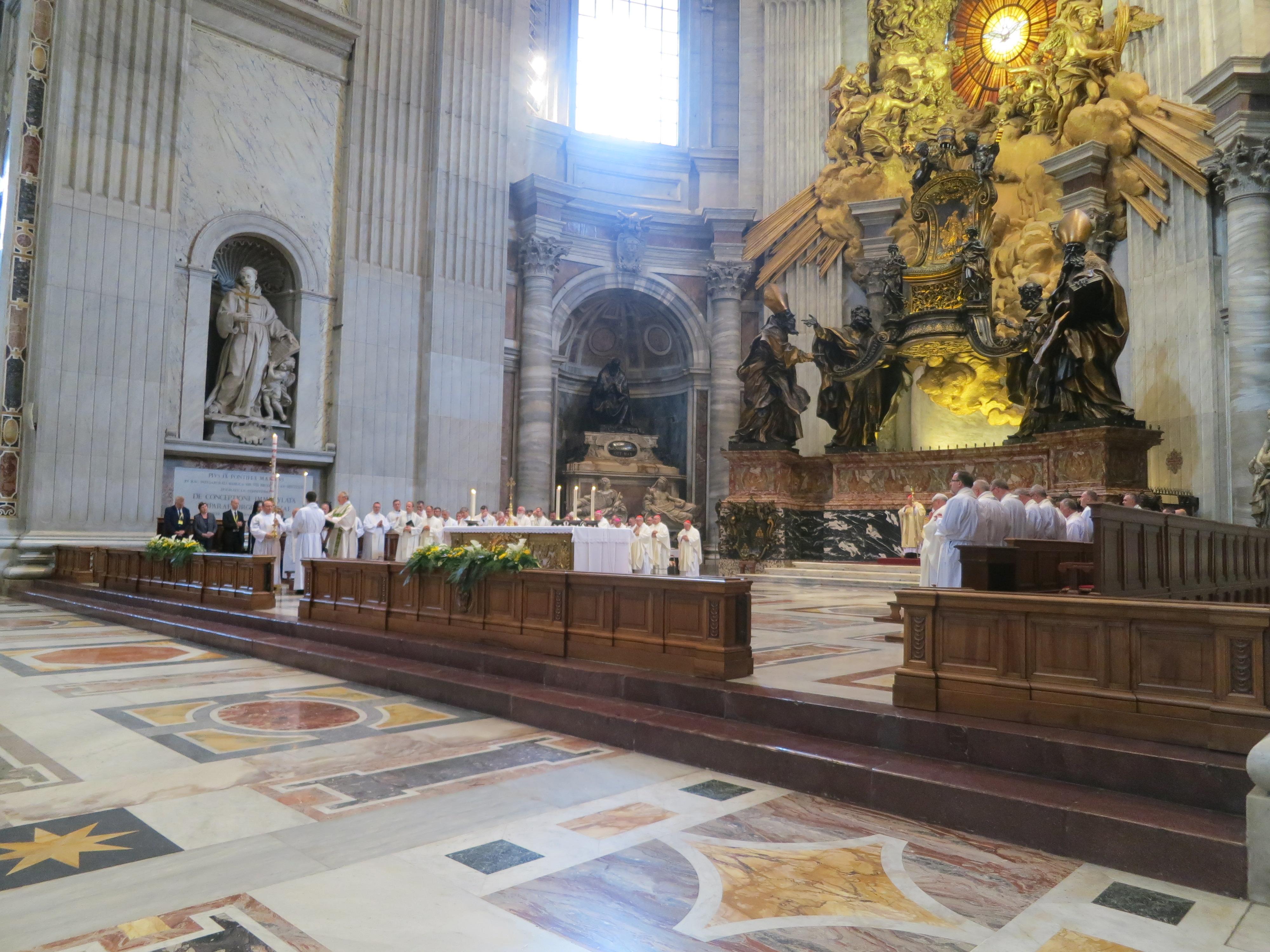 First Anniversary Mass
