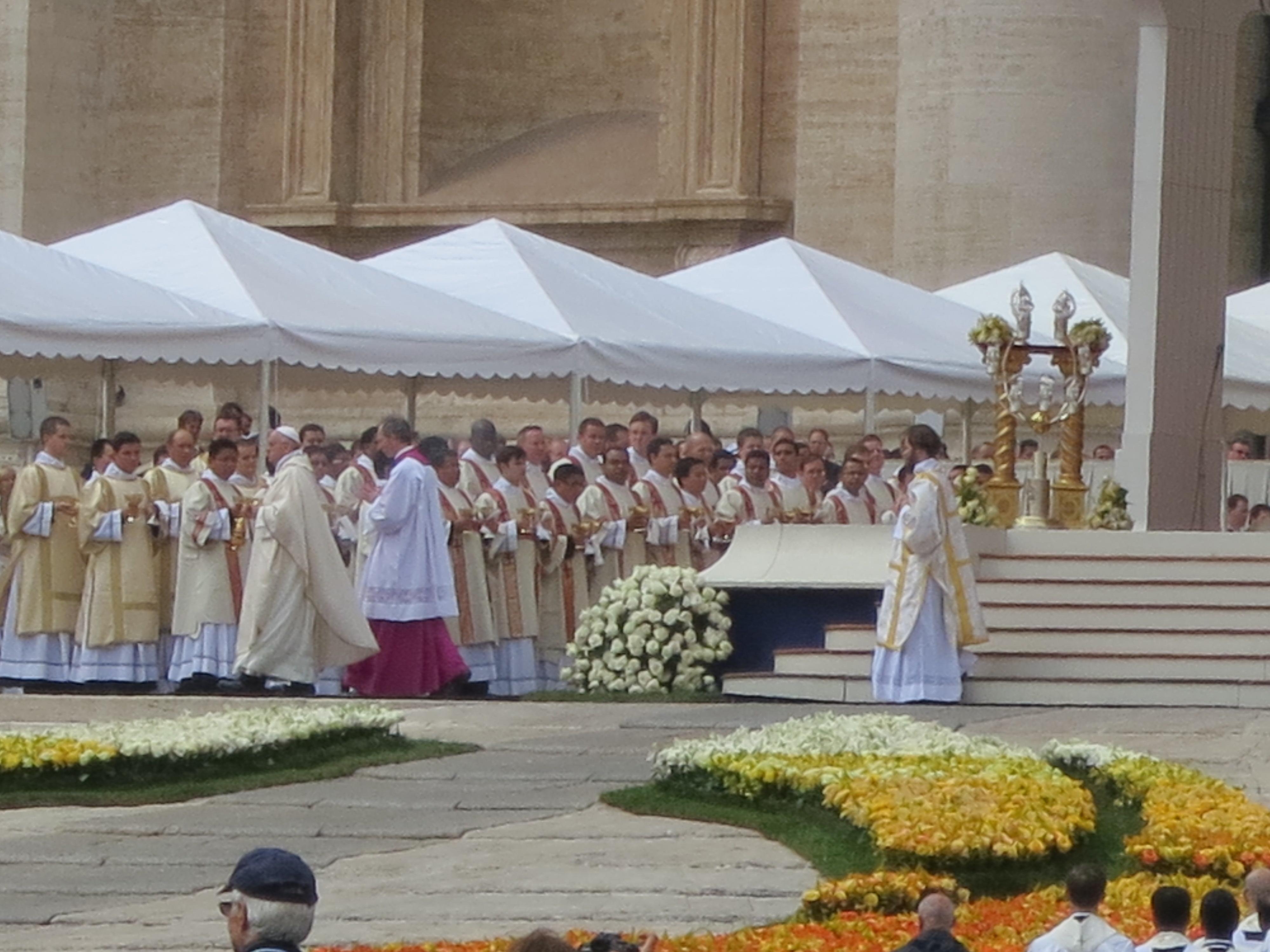2014 Canonization