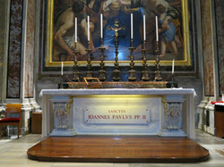 John Paul II Tomb