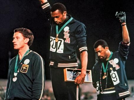 Olympian Tommie Smith Documentary on Starz