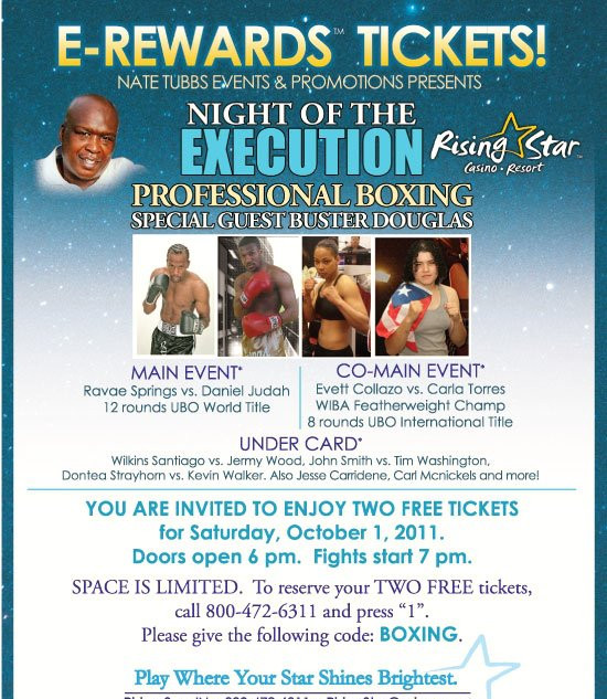 Night of Execution (Boxing)