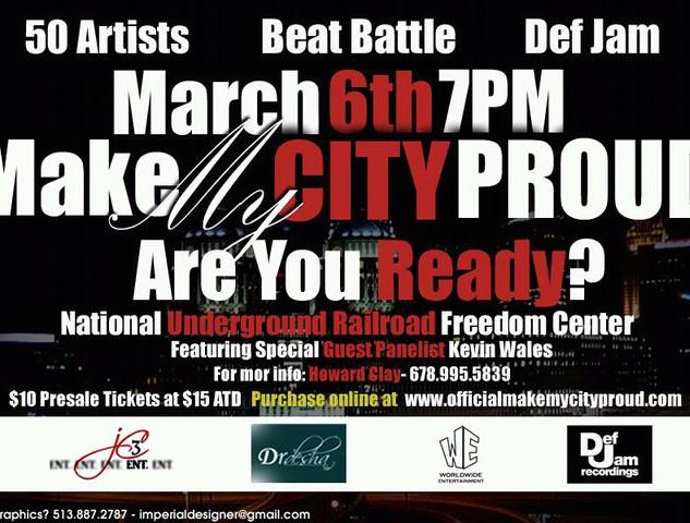 Make My City Proud Showcase