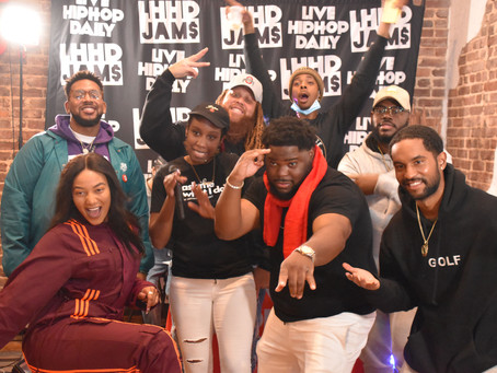 Producer's Power Hour Beat Battle hosted at LHHD Studios