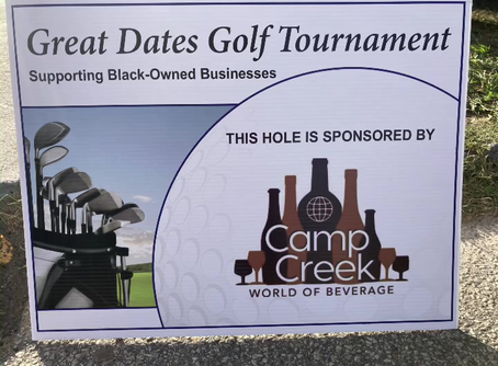 3rd Annual Great Dates Golf Tournament highlights Black Owned Businesses
