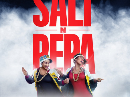 First Female Rap Act Salt-N-Pepa Bring Their Story To The Big Screen