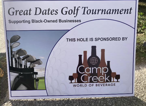 Great Dates Vol 3 highlights Black Businesses during Golf Tournament
