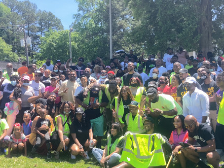 Eastside Clean Up Brought Hollywood To Glenwood