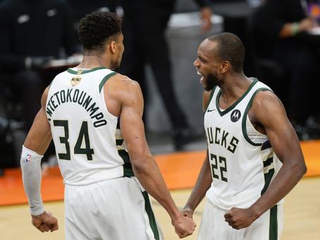 Milwaukee Bucks Take Home 2021 NBA Finals Champions