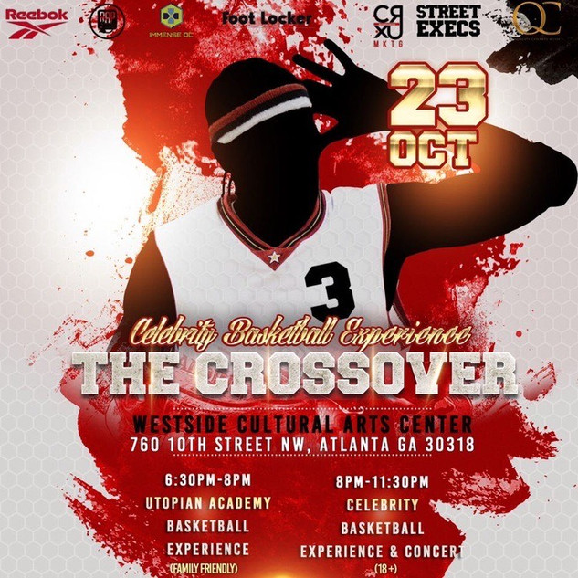 The Crossover Celebrity Basketball Experience