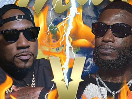 Gucci Mane & Jeezy Reunite During Verzuz Battle