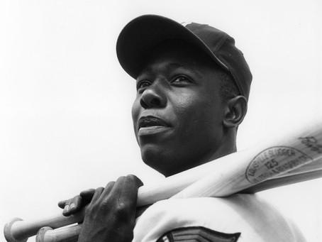Remembering Hank Aaron...