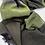 Sciarpa Uomo verde Misto lana vista dettaglio