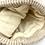 Cappello con Pon Pon - Confezione Regalo beige vista dettaglio