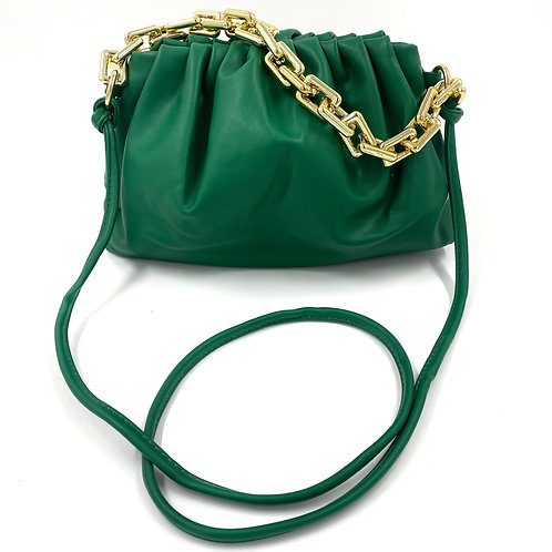 Pochette Sissy Verde