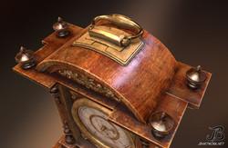 Antique Clock 4