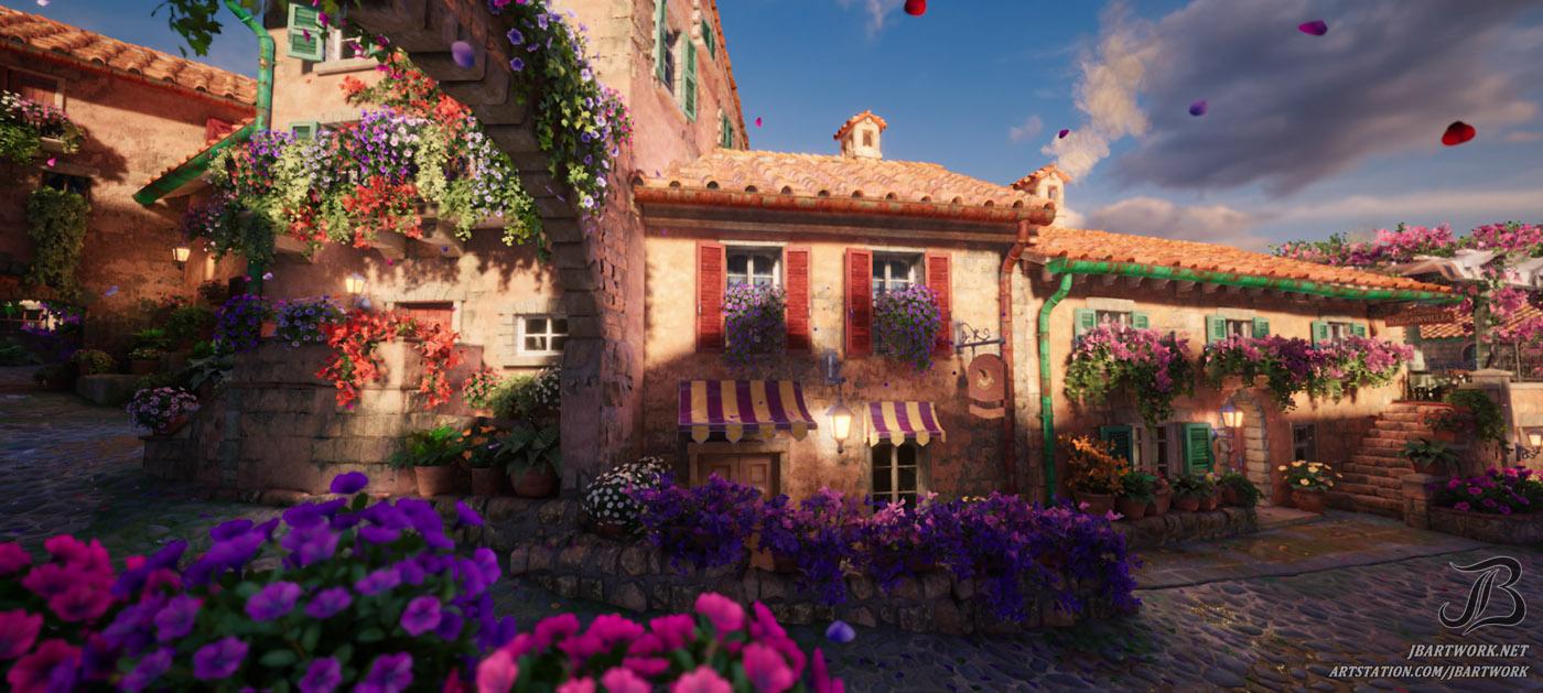 Villaggio Toscano 04
