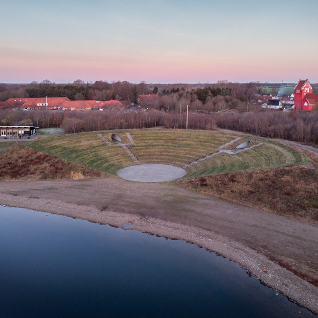 AMFI Vestsjælland, Eskebjerg