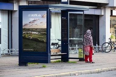 Busstop, København