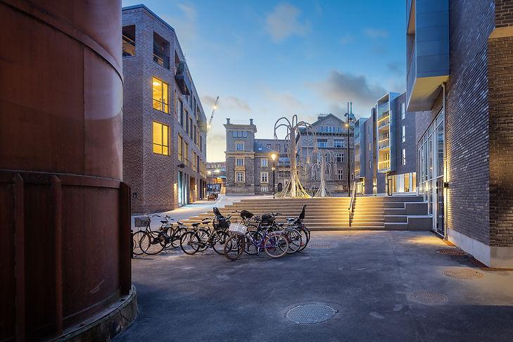 Bag Elefanterne, Carlsberg Byen, Københa
