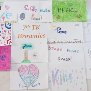 7th TK Brownies