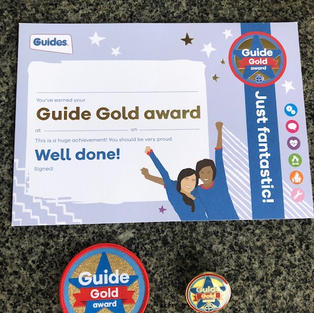 Guide Gold Award