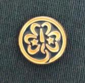 WAGGGS Pin $1.30