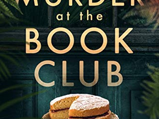 Murder At The Book Club by Betsy Reavley