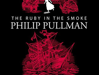 The Ruby in the Smoke by  Philip Pullman. Audible Audiobook narrated by Anton Lesser