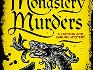 The Monastery Murders by E.M.Powell