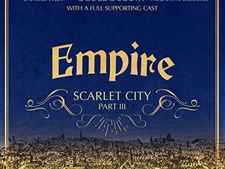 Empire-Scarlet City by Rebecca Gablé Audiobook by Audible