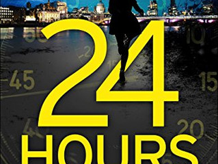 24 Hours by Claire Seeber