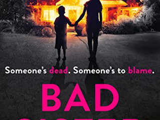 Bad Sister by Sam Carrington