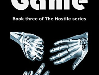 The Hostile Game: Book Three in The Hostile series by Joy Mutter