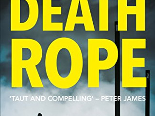 Death Rope (A DI Geraldine Steel Thriller) by Leigh Russell