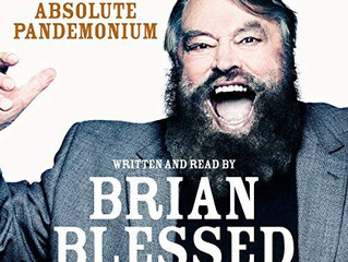 Absolute Pandemonium by Brian Blessed Audiobook version by Audible.co.uk