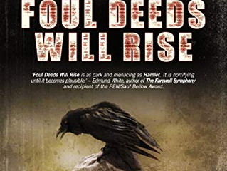 Foul Deeds Will Rise by Jean Rafferty