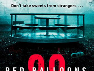 99 Red Balloons by Elisabeth Carpenter.