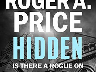 Hidden (Badge and the Pen #3) by Roger  A. Price.