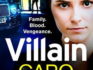 Villain by Caro Savage