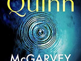 I am Quinn (new title is 'I Never Left') by McGarvey Black