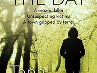 Dark is the Day (Inspector Jim Carruthers Book 4) by Tana Collins