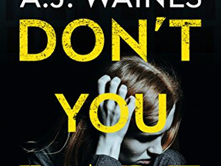 Don't You Dare by AJ Waines
